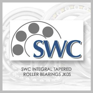 SWC INTEGRAL TAPERED ROLLER BEARINGS JK0S