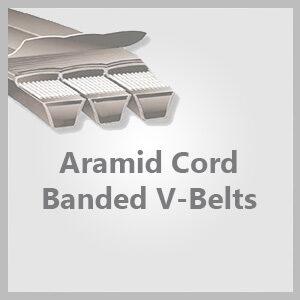 Aramid Cord Banded V-Belts