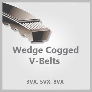Wedge Cogged V-Belts